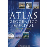 Atlas Geográfico Mundial - (Capa Azul) - Adalberto Scortegagna, Heinrich Hasenack, Antonio Guerra