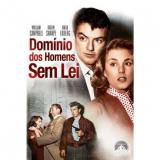 Domínio dos Homens Sem Lei (DVD) - Anita Ekberg