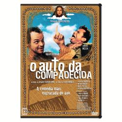 DVD - O Auto da Compadecida - Selton Mello, Fernanda Montenegro, Denise Fraga - 7892770003571