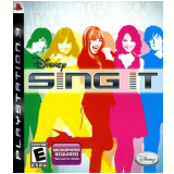 Disney Sing It (PS3) -