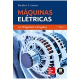 Máquinas Elétricas De Fitzgerald E Kingsley - Stephen D. Umans
