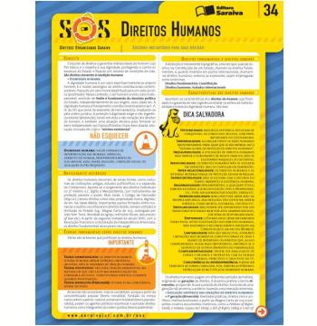 Direitos Humanos (Vol. 34)