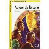 Autour De La Lune - Livre - Júlio Verne
