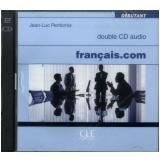 Francais.Com - Debutant - CD Audio Pour La Classe - Jean-luc Penfornis