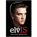 Box Elvis - Love Rock Movies Live (4 CDs) (CD) - Elvis Presley