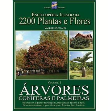 Árvores Coníferas e Palmeiras (Vol.1)