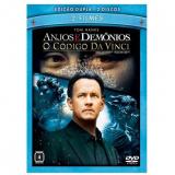 Anjos e Demônios + O Código Da Vinci - Edição Dupla (DVD) - Tom Hanks