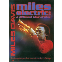 Miles Electric - A Different Kind Of Blues (DVD)