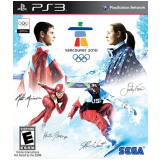 Vancouver 2010 - The Official Video Game of the Olympic Winter Games (PS3) -