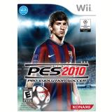 Pro Evolution Soccer 2010 (Wii) -
