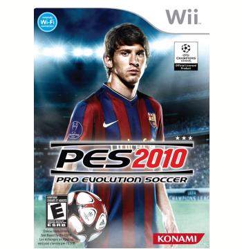 Pro Evolution Soccer 2010 (Wii)