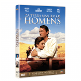 Da Terra Nascem os Homens (DVD) - Charlton Heston