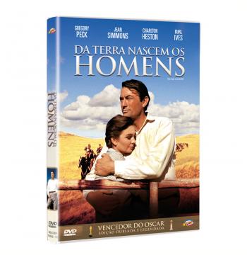 Da Terra Nascem os Homens (DVD)