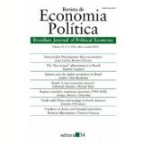 Revista de Economia Pol�tica (Vol. 32)  - Editora 34