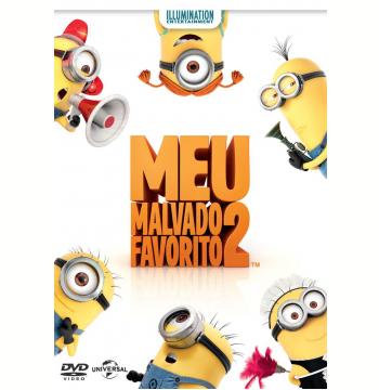 Meu Malvado Favorito 2 (DVD)