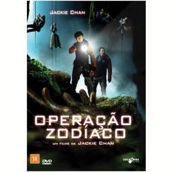 DVD - Operaçao Zodiaco - Jackie Chan ( Diretor ) - 7898920257948