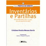COL. PRÁTICA DO DIREITO 1 - INVENTARIOS E PARTILHAS - 1ª edição (Ebook) - CRISTIANO PEREIRA MORAES GARCI
