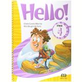 Hello! - Stage 4 - Ensino Fundamental I - Rita Faria, Eliete Morino