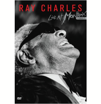 Ray Charles – Live At Montreux 1997 (DVD)