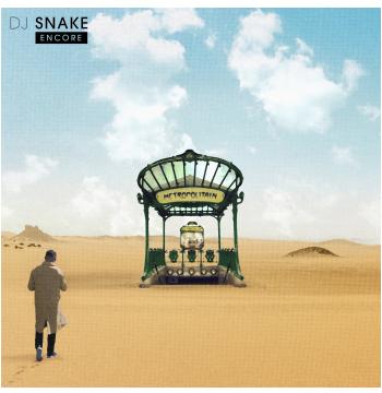 DJ Snake - Encore (CD)