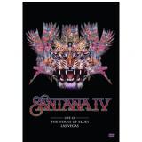 Eagle - Santana Iv - Live At The Of Blues, Las Vegas (fl) (DVD) - Santana