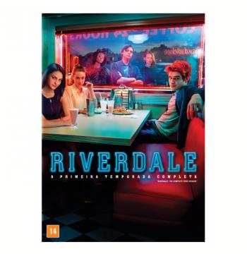 Riverdale - 1ª Temporada (3 Discos) (DVD)