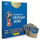 Álbum da Copa do Mundo Rússia 2018 + 60 Figurinhas - Panini Books