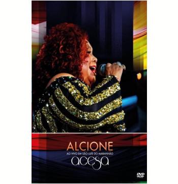 Alcione - Acesa Ao Vivo em São Luiz do Maranhão (DVD)