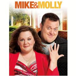 DVD - Mike e Molly - 2° Temporada Completa - Melissa McCarthy, Swoosie Kurtz - 7892110076517