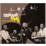 Toquinho E Mpb4 - 40 Anos De Música (digipack) (CD) - Toquinho, MPB 4