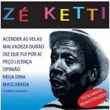 Ze Ketti (CD) - Ze Ketti