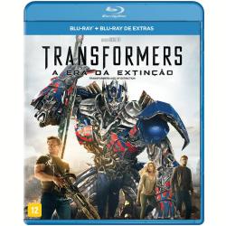 Blu - Ray - Transformers: A Era Da Extinção - Edição Especial 3d + - Michael Bay ( Diretor ) - 7898591442254
