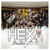 Hexa Campeão Brasileiro 2015 - Daniel Augusto Jr.