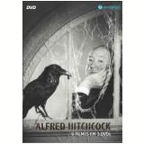 Box Alfred Hitchcock 9 Filmes em 3 Dvds (DVD) -