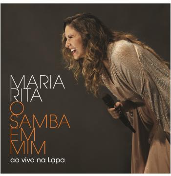 Maria Rita - O Samba em Mim - Ao Vivo na Lapa (CD)