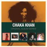 Coleção Chaka Khan - Chaka Khan - Original Album Series (CD) - Chaka Khan