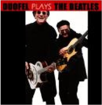Duofel - Plays The Beatles (CD)