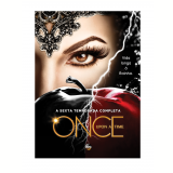 Once Upon a Time - A Sexta Temporada Completa (5 Discos) (DVD) - Robert Carlyle