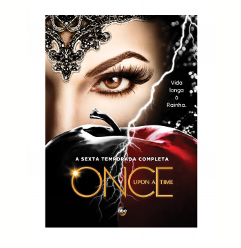 Once Upon a Time - A Sexta Temporada Completa (5 Discos) (DVD)