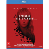 Operação Red Sparrow (Blu-Ray) - Jeremy Irons, Joel Edgerton
