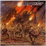 Rhapsody - Rain Of a Thousand Flames (CD) - Rhapsody