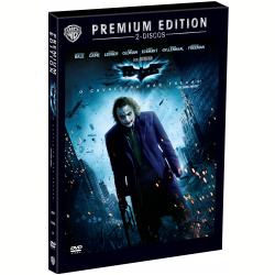 DVD - Warner Premium - Batman: O Cavaleiro das Trevas - Duplo - Vários ( veja lista completa ) - 7892110112024