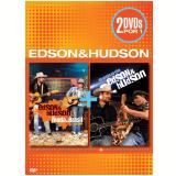 Edson e Hudson - Na Moda do Brasil Ao Vivo + Na Arena Ao Vivo (DVD) - Edson e Hudson