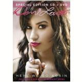 Demi Lovato - Here We Go Again - Special Edition (DVD) + (CD) - Demi Lovato