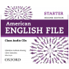American English File Starter Class Cd Level 4 - Second Edition