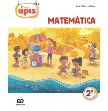 Projeto Ápis - Matemática - 2º Ano - Ensino Fundamental I