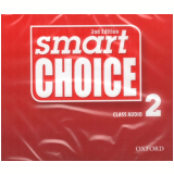 Smart Choice 2 Class (4 Cds) - Second Edition (CD)