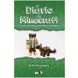 Diário de Minecraft vol 2. ? O conto do vilarejo assustado e os dragões (Ebook) - André Degaspery