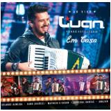 Luan Forró Estilizado - Em Casa - Ao Vivo (CD) - Luan