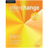 Interchange Intro SB With Online Self-Study And Online Wb - 5TH ED - Jack C. Richards